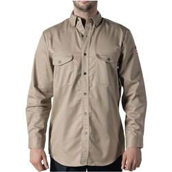 Walls - Mens 56390 Fr Button-Down Work Shirt