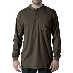 Walls - Mens 56950 Fr L/S Henley Shirt