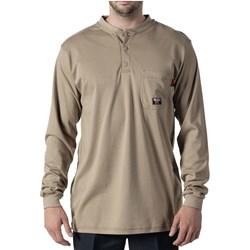 Walls - Mens 56950 Fr L/S Henley Shirt