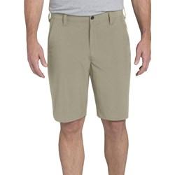 """Dickies - Mens WR403 10"""" Regular Fit Flex Hybrid Shorts"""