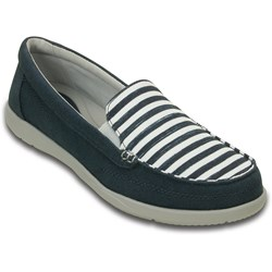 Crocs - Womens Walu Ii Stripes Loafer Shoes