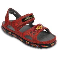 Crocs - Unisex-Child Kids' Crocband Ii Lightning Mcqueen Sandal Sandals