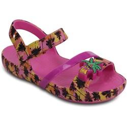 Crocs - Unisex-Child Lina Lights Sandal Sandals