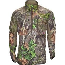 Walls - Mens ZW506 10X Ultra-Lite L/S 1/4 Zip Pullover Jacket