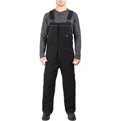 Walls - Mens YB717 Frost Super Duck Insulated Bib Work Overalls