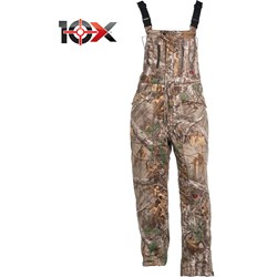 Walls - Mens ZB751 10X Silent Quest Insulated Bib With Scentrex Work Overalls