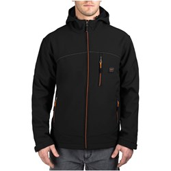 Walls - Mens YJ742 Storm Protector Hooded Solid S/Shell Jacket