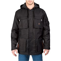 Walls - Mens YC299 Cut & Modern Hooded Work Jacket