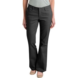 Dickies - FP121 Women's Flat Front Stretch Twill Pant