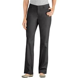 Dickies - FP342 Womens Curvy Straight Stretch Twill Pants