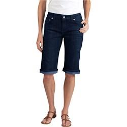 """Dickies - Womens FR332 13"""" Slim Denim Shorts"""