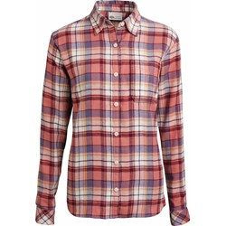 Dickies - Womens Plus Size LW075 L/S Plaid Woven