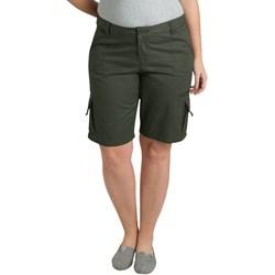 "Dickies - Womens Plus Size RW327 11"" Cargo Shorts"