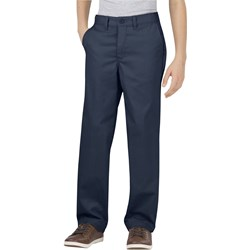 Dickies - Boys P0700 Flat Front(Husky 8-20) Pants