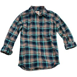 Dickies - Girls KL075 L/S Flannel Woven