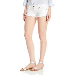 True Religion - Womens Joey Cutoff Shorts With Flaps