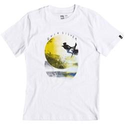Quiksilver - Boys Double Bubble T-Shirt