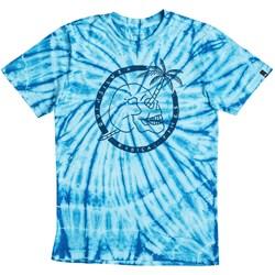 Quiksilver - Boys Palm Skull T-Shirt