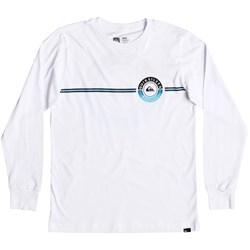 Quiksilver - Boys Golden Lines Ls T-Shirt