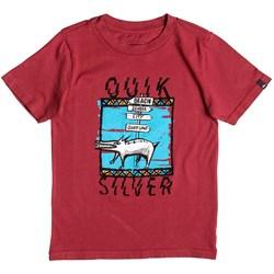Quiksilver - Kids Never Lost T-Shirt