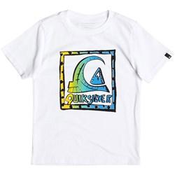 Quiksilver - Boys Logoalolo T-Shirt