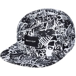 Quiksilver - Unisex-Adult Nighty Snapback Hat