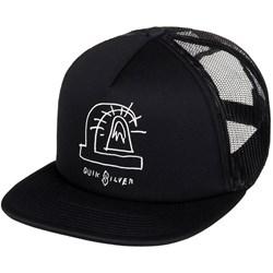 Quiksilver - Unisex-Adult Stale Cap Snapback Hat