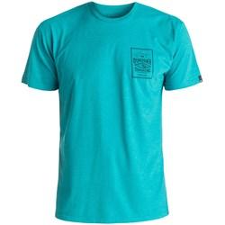 Quiksilver - Mens Double Lines T-Shirt
