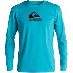 Quiksilver - Boys Solidstreaklsby Surf T-Shirt