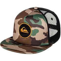 Quiksilver - Boys Snapstearn Yout Trucker Hat