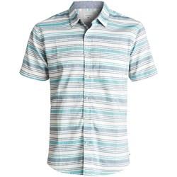 Quiksilver - Mens Aventail Ss Woven Shirt