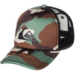 Quiksilver - Kids Snaption Boy Trucker Hat