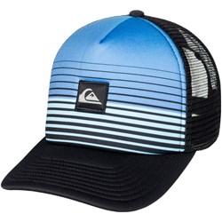 Quiksilver - Unisex-Adult Stripe Block Snapback Hat