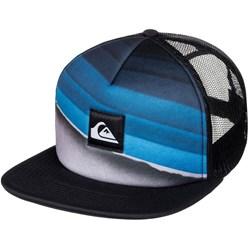 Quiksilver - Unisex-Adult Slash Turner Snapback Hat
