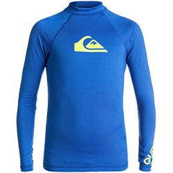 Quiksilver - Boys All Time Long Sleeve Surf T-Shirt