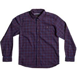 Quiksilver - Boys Phasersettilsyt Woven Shirt
