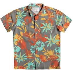 Quiksilver - Boys Deserttripcampy Woven Shirt
