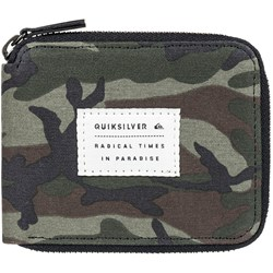 Quiksilver - Mens Everydayfullzip Wallet