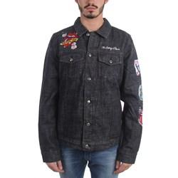 Rolling Stones - Mens Dragon Denim Jacket