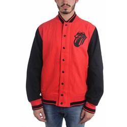 Rolling Stones - Mens Varsity Jacket