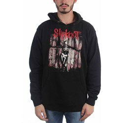 Slipknot - Mens The Gray Chapter Skeleton Hoodie