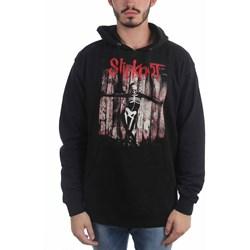 Slipknot - Mens The Gray Chapter Skeleton Hoodie
