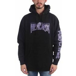 Jimi Hendrix - Mens Purple Haze Hoodie