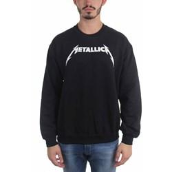 Metallica - Mens Logo Crewneck Sweater
