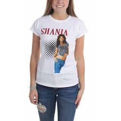 Shania Twain - Womens Shaniagraphic T-Shirt