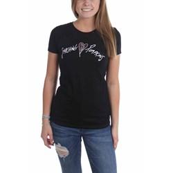 Smashing Pumpkins - Womens Gish Heart Juniors T-Shirt