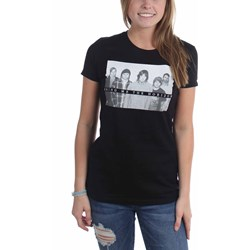 Bring Me The Horizon - Womens B&W Group Shot T-Shirt
