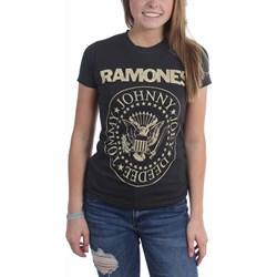 Ramones - Womens Seal T-Shirt