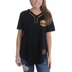 Guns N Roses - Womens Juniors Baseball Raglan Shirt