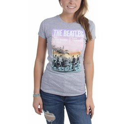 The Beatles - Womens Day Tripper Scoop T-Shirt